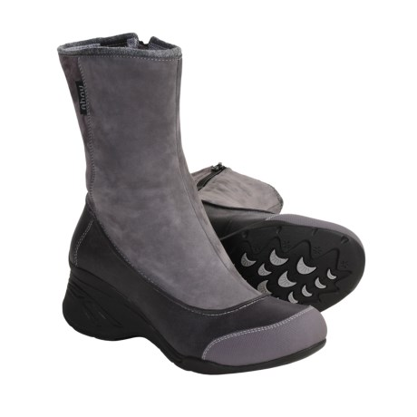 Ahnu Embarcadero Boots - Waterproof, Leather (For Women)