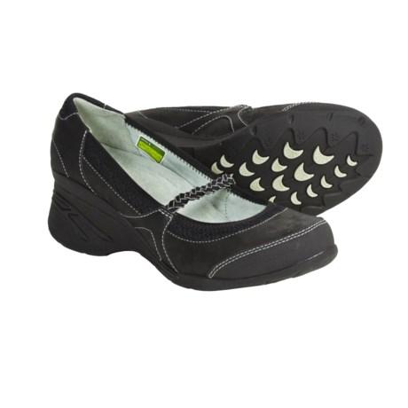 Ahnu Olivia Mary Jane Shoes - Nubuck (For Women)