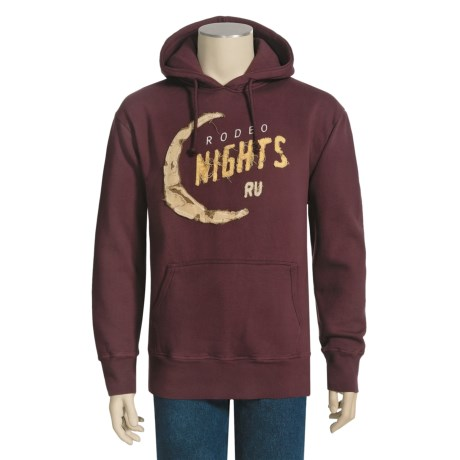 Resistol Rodeo Nights Hoodie Sweatshirt (For Men)
