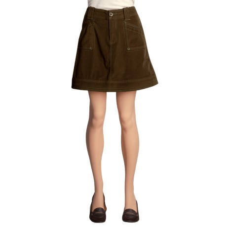 Aventura Clothing Lennox Skirt - Stretch Organic Cotton (For Women)