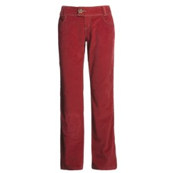 Aventura Clothing Lennox Corduroy Pants - Stretch Organic Cotton (For Women)