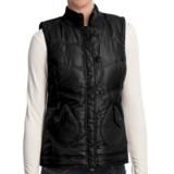 Aventura Clothing Maddie Vest - Metallic Finish (For Women)