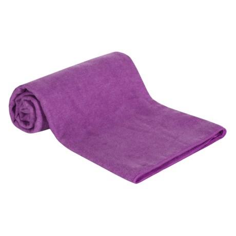 Maji Sports Skidless Terry Premium Microfiber SandwashYoga Towel