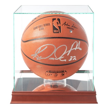 Steiner Sports Karl Malone Signed Indoor/Outdoor Basketball
