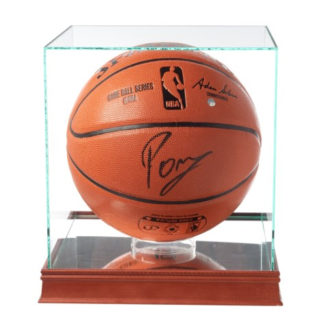 Steiner Sports Kristaps Porzingis Signed NBA® Game Ball