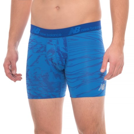 New Balance Dry and Fresh Boxer Briefs (For Men)