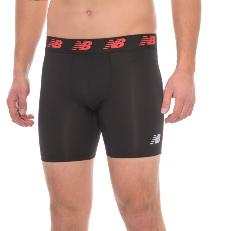 New Balance Mesh Boxer Briefs (For Men)