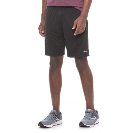 Saucony Outkickin' Knit Shorts (For Men)