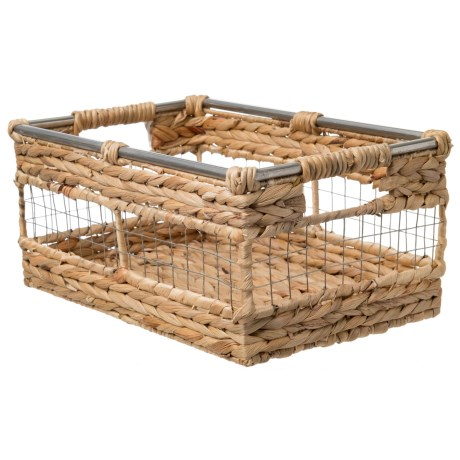 UMA Small Hyacinth Basket - 13""