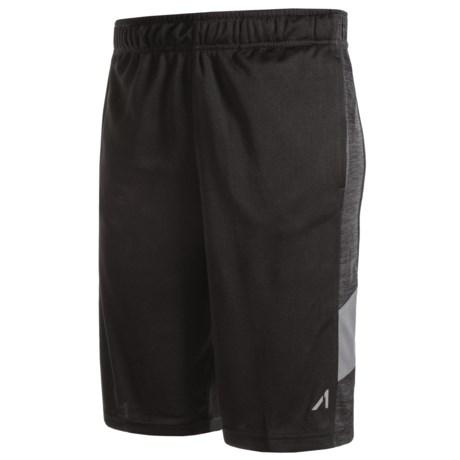 AL1VE Mesh Training Shorts (For Big Boys)