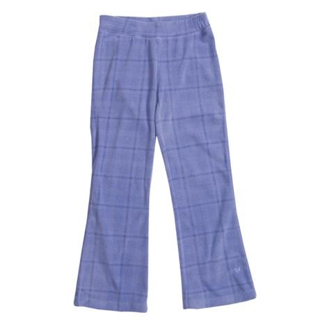 White Sierra Kylie II Fleece Pants (For Girls)