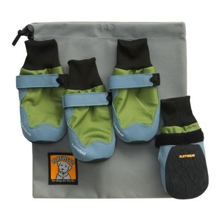 Ruffwear Rufwear Bark'n Boots Skyliner Dog Boots - Set of 4
