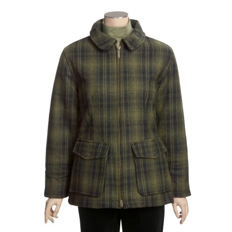 Woolrich Pioneer Coat - Insulated, Oversized Collar (For Women)