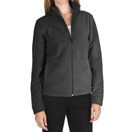 Woolrich Andes Microfleece Jacket - Princess Seams (For Women)