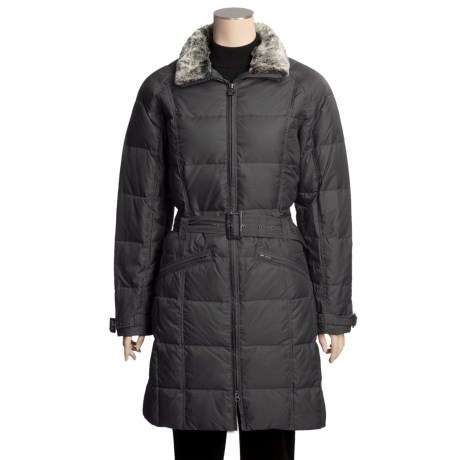 Woolrich Klondike Down Coat - 550 Power Fill (For Women)