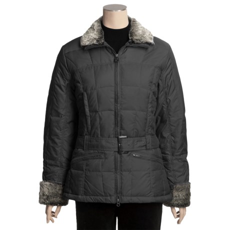 Woolrich Klondike Down Jacket - 550 Fill Power (For Women)