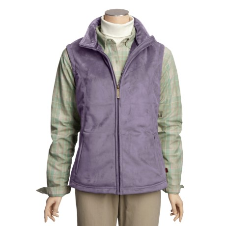 Woolrich Sunville Vest - Faux Suede (For Women)