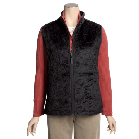 Woolrich Pepper Pikes Quilted Vest - Reversible (For Women)