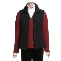 Woolrich Somerton Vest - Faux-Fur Lining (For Women)