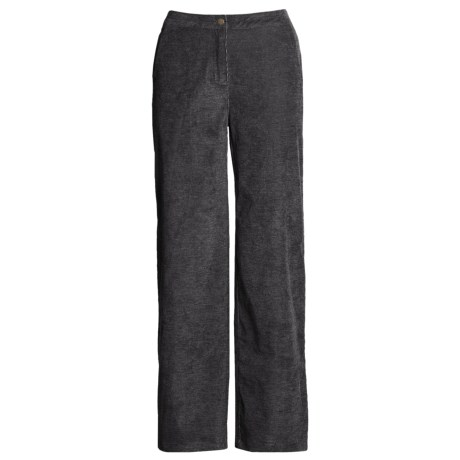 Woolrich Bay Falls Pants - Stretch Chenille Corduroy (For Women)