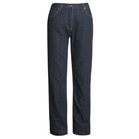 Woolrich Lumber Ridge Jeans - Fleece Lining (For Women)
