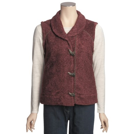 Woolrich Rocky Ridge Vest - Shawl Collar, Toggle Button (For Women)