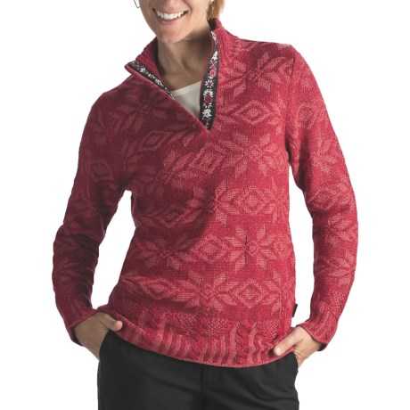 Woolrich Newell Pullover Sweater (For Women)