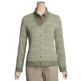 Woolrich Nedra Cardigan Sweater (For Women)