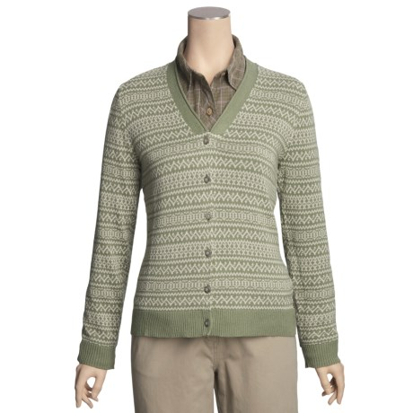 Woolrich Nedra Cardigan Sweater (For Women)