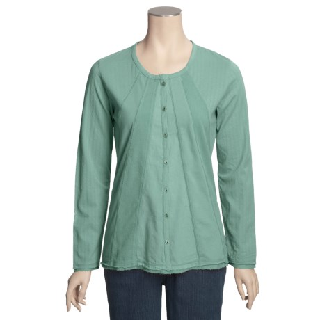 Woolrich Pine Creek Shirt - Long Sleeve (For Women)