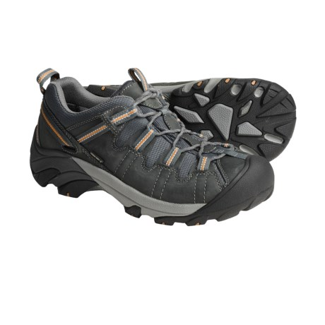 Keen Targhee II Trail Shoes - Waterproof, Leather (For Men)
