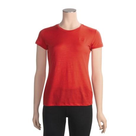 Icebreaker Superfine 150 Tech T-Lite T-Shirt - Merino Wool, Short Sleeve (For Women)
