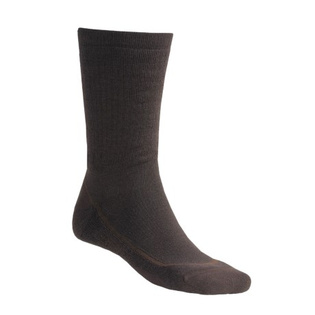 Icebreaker Hike Socks - Merino Wool, Mid Crew (For Women)