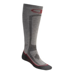 Icebreaker Ski Lite Socks - Merino Wool, Over-the-Calf (For Men)
