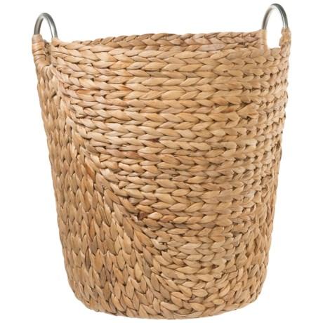 "UMA Large Seagrass Basket - 19"""