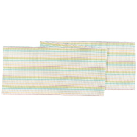 Now Designs Finsbury Striped Table Runner - 13x72""