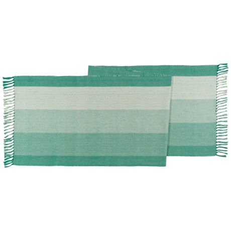 Now Designs Horizon Stripe Table Runner - 18x80""