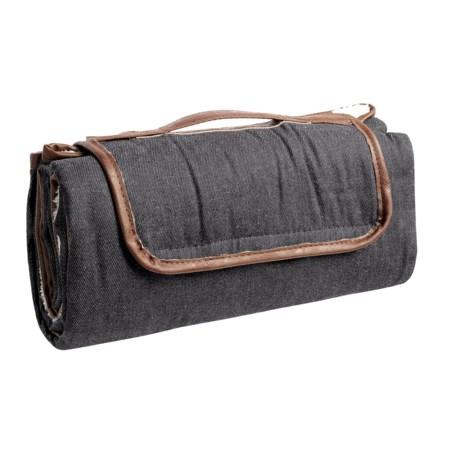 "Co-Pilot Denim Travel Pet Blanket - 59x39"""