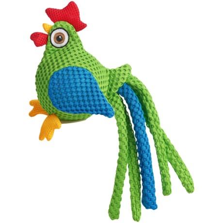 MultiPet Multipet Rooster Dog Toy - Squeaker