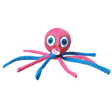 MultiPet Multipet Octopus Dog Toy - Squeaker