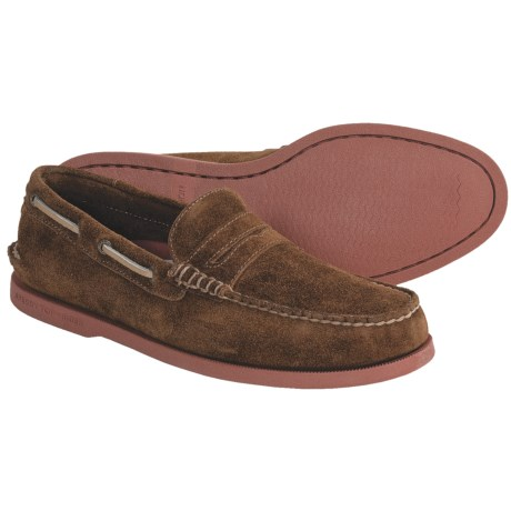 Sperry Top-Sider Authentic Original Penny Loafers - Moc Toe, Leather(For Men)
