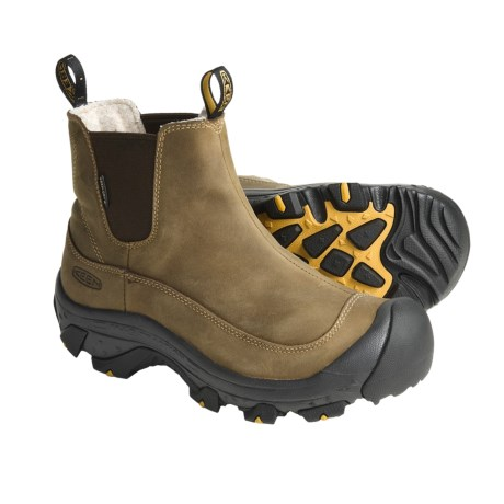 Keen Anchorage Slip-On Boots - Waterproof, Insulated (For Women)