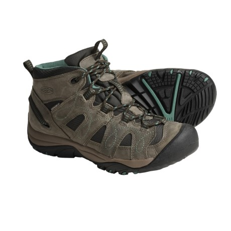 Keen Shasta Mid Trail Shoes - Waterproof (For Women)