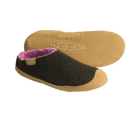 Keen Sun Valley Slippers - Wool (For Women)