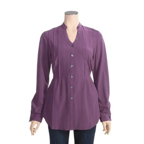 Isis Vineyard Tunic Shirt - UPF 30+, Stretch, Long Sleeve (For Women)