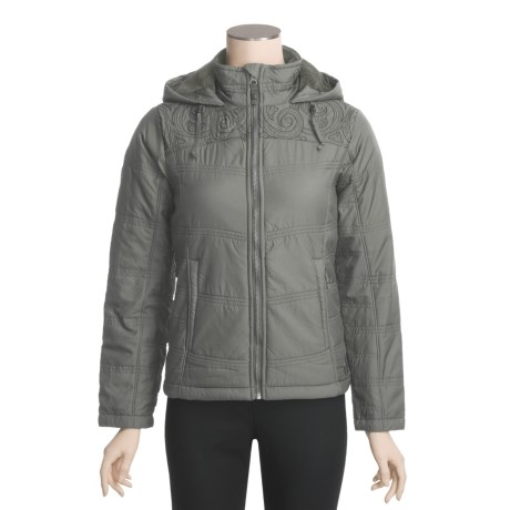 Isis Bliss Embroidered Jacket - Insulated (For Women)