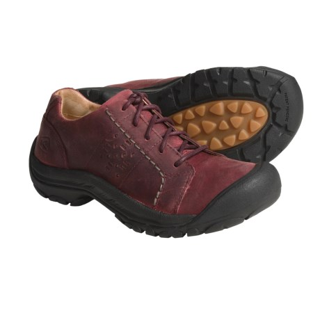 Keen Kaci Lace-Up Shoes - Leather (For Women)