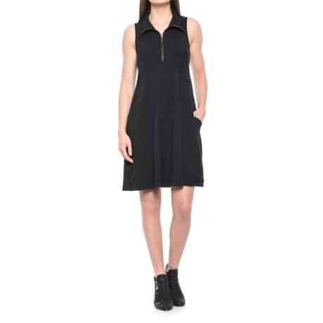 Dakini Elongated Pocket Dress - Modal, Sleeveless (For Women)
