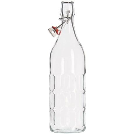 Bormioli Rocco Moresca Glass Bottle - 33.75 oz.