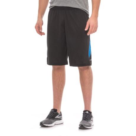 Avia Texture Knit Running Shorts (For Men)